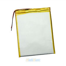 """Quality Battery 5600mAh Li-ion Polymer Battery Replace for 9""""Tablet /10"""" Tablet"""