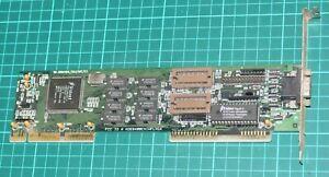 Trident TGUI9440 Vesa Local BUS VLB VGA card for 486 vintage computer
