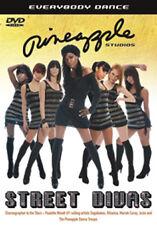 DVD:PINEAPPLE STUDIOS - EVERYBODY DANCE - STREET DIVAS - NEW Region 2 UK