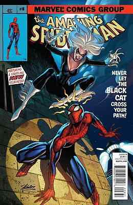 AMAZING SPIDERMAN #800 COVER #C J SCOTT CAMPBELL VARIANTS Signed W//COA IN STOCK