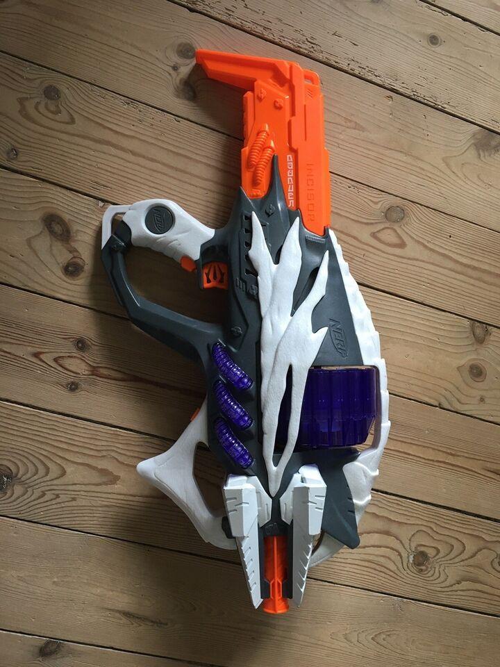 Våben, Nerf skyder, Nerf