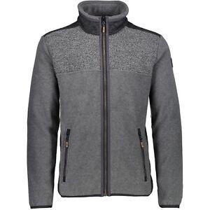 CMP Softshell chaqueta función chaqueta verde climaprotect ® aislante