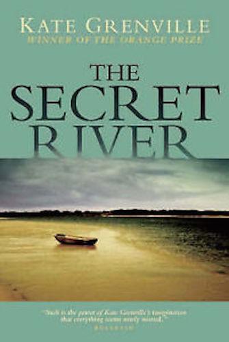 1 of 1 - KATE GRENVILLE __ THE SECRET RIVER ___ BRAND NEW ___ FREEPOST UK