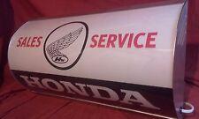 honda,scooter,lightup,sign,illuminated,display,mancave,garage,motorcycle,shed,cb