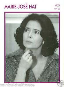 MARIE-JOSE-NAT-ACTRICE-ACTRESS-FICHE-CINEMA-FRANCE-90s