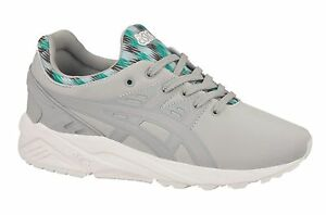 new arrivals 1d51a baff7 Details about Asics Gel Kayano Evo H622N Womens UK 6 EU 39.5 Light Grey  Trainers - Tiny Defect