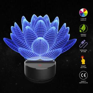 Lotus-3D-Night-Light-Table-Desk-Lamp-7-Colors-3D-Optical-Illusion-Light-Home-Dec