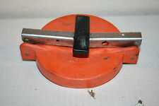 Ebwfranklin 304 200 01 4 Nylon Vapor Recovery Cap Underground Storage Tanks