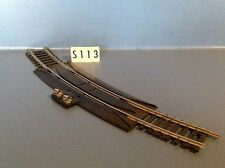 (S113) Rail terminal track F-269 Slovenia, compatible Jouef, ech : Ho