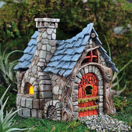 Fairy Bakery for your Miniature Fairy Garden