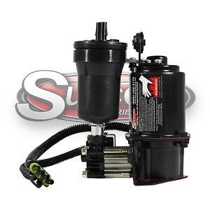 Air Ride Compressor >> Details About 1994 1999 Cadillac Deville Air Suspension Compressor Pump