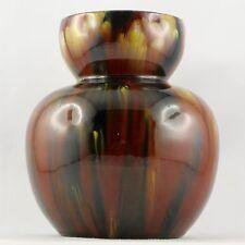 Céramique Vase Art Nouveau CLEMENT MASSIER, Golfe-Juan AM, vallauris/deco/cannes