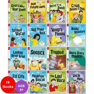 Biff-Chip-and-Kipper-Stage-3-Read-with-Oxford-5-16-Books-Collection-Set