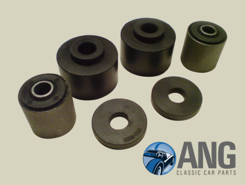 HERALD TRIUMPH SPITFIRE GT6 VITESSE DIFFERENTIAL MOUNTING BUSHES KIT