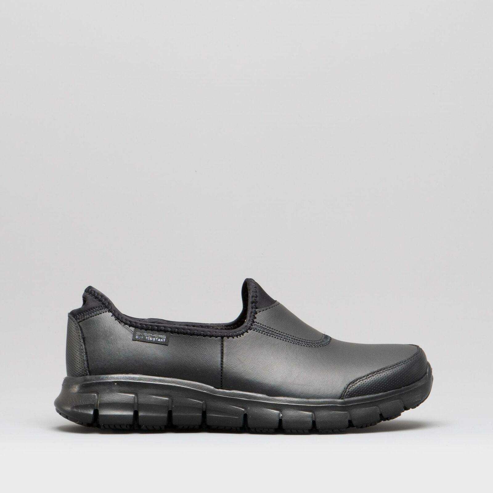 Skechers Women Sure Track Work Shoes 6
