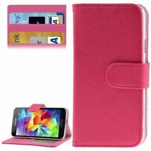 Étui pour Téléphone Portable Coque Protection Etui Samsung Galaxy S5 i9600 G900