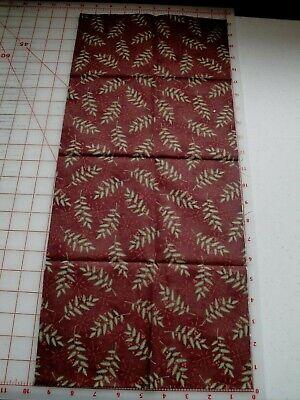 1 mtr mint greenorange elephant print 100/% cotton fabric..45/'wide