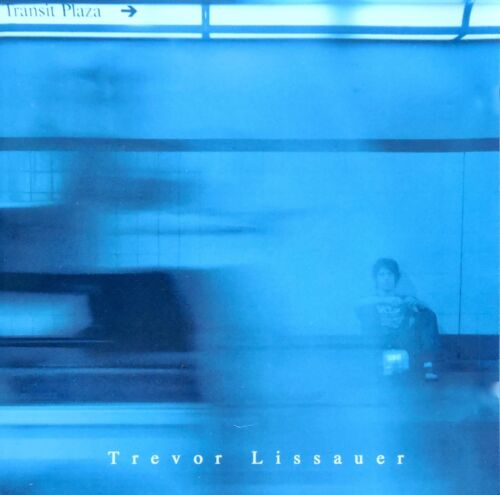 1 of 1 - Transit Plaza by Trevor Lissauer (CD) LIKE NEW!