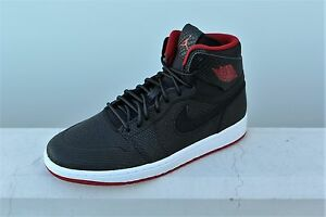c85c3fcd2fa 819176-001 Jordan Men Air Jordan 1 Retro High Nouveau black whitegym ...