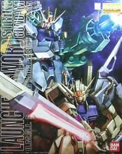 BANDAI MOBILE SUIT GUNDAM 機動戰士 ガンダム MG #153801 Launcher/Sword Strike Gundam MISB