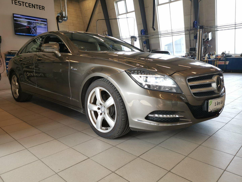 Mercedes CLS350 3,0 CDi aut. BE 4d - 399.321 kr.