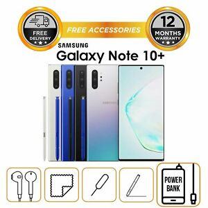 NEW-Samsung-Note-10-Plus-Note-10-256gb-N975-Single-Sim-Unlocked-All-colours