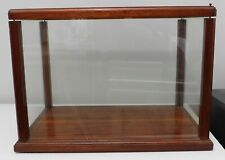 New Listingantique Vintage Hand Made Wood Glass Display Case Counter Top Pick Up Only