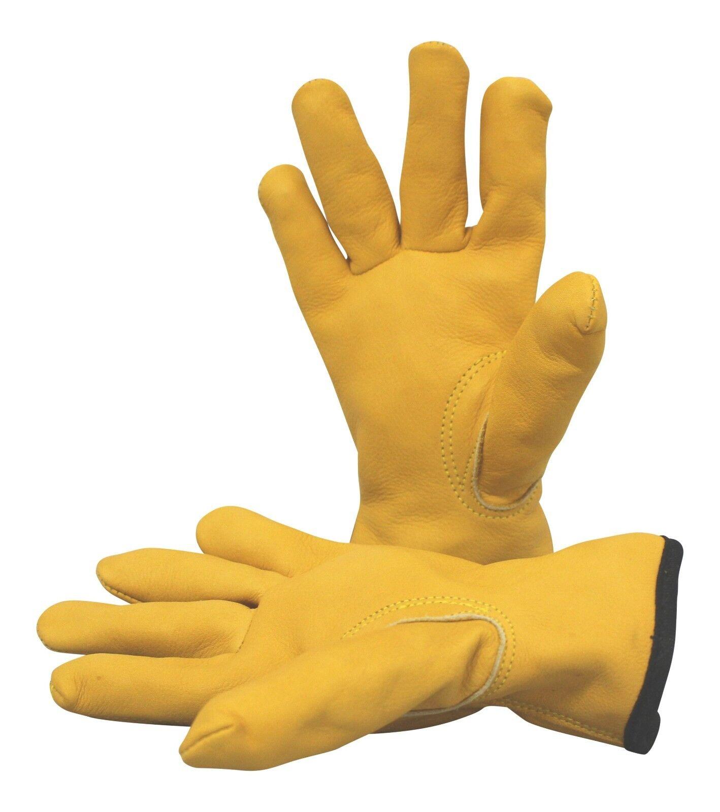 Steiner 0239-L Grain Cowhide Drivers Gloves Large