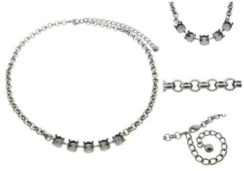 Choose Finish Premium European Empty Cup Chain 5 Box Necklaces 8.5mm 39ss 3pcs