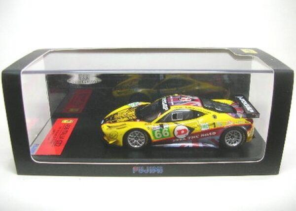 Ferrari 458 458 458 Italia gt2 No. 66 lemans 2011 617