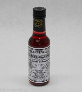 5-oz-PEYCHAUD-039-S-Aromatic-BITTERS-Cocktail-Flavoring-FREE-USA-SHIP