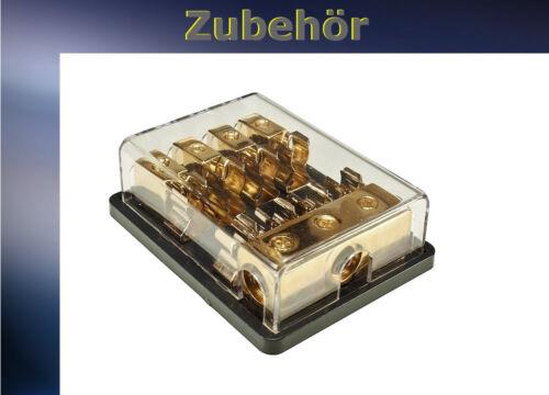 {agu bloque múltiple fusible bloque múltiple 1 x35 2x25 4x10qmm