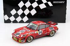 Porsche 934 #54 Class Winner 24h LeMans 1976 Striebig, Verney, Kirschoffer 1:18