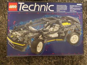 Lego-8880-Super-Car-wie-NEU-mit-OVP-und-Anleitung-SAMMLERZUSTAND