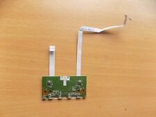 Advent 9115 Touchpad Mouse Button Board and Cables 35GU5000-B0