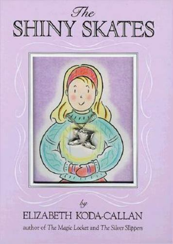 The Shiny Skates by Elizabeth Koda-Callan (1992, Hardcover ...