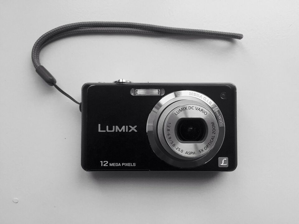 Panasonic, Lumix FS 10, 12.1 megapixels