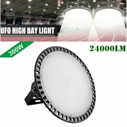 100W 200W 300Watt LED High Bay Light DayLight Super Bright Warehouse Floodlight