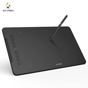 Xp Pen Deco01 10x6 25 Professional Graphics Drawing Tablet 8192