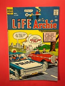 LIFE-with-ARCHIE-116-What-kind-of-trouble-is-Archie-in-Bronze-Age-1971