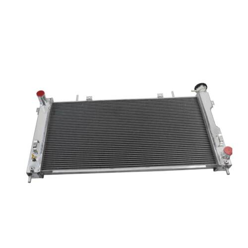 Dodge Grand Caravan 3.3L 3.8L V6 Radiator For 2001-2004 Chrysler Town/& Country