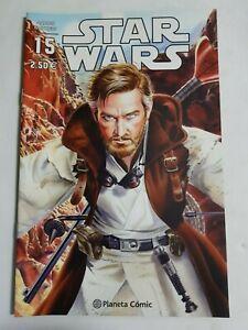 Diligent Star Wars Nº 15 Estado Nuevo Planeta Comic Mire Mas Articulos Les Commandes Sont Les Bienvenues.