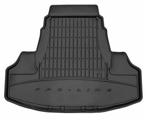 TM TAILORED RUBBER BOOT LINER MAT for HONDA Accord VIII SALOON 2008-2015