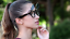 thumbnail 130 - Flip Up Circle Steampunk Glasses Goggles Sunglasses Emo Retro Vintage Cyber Punk
