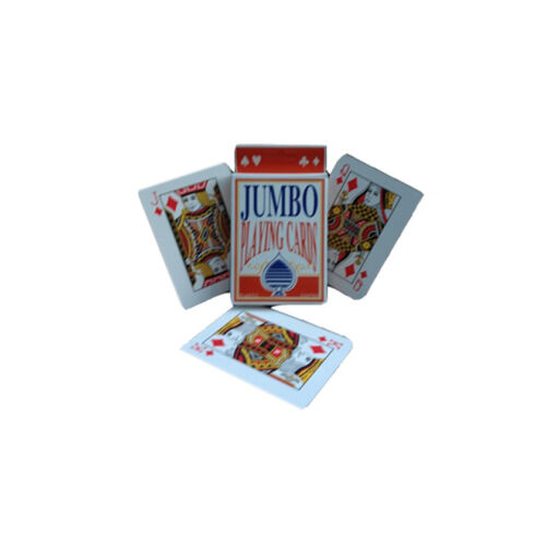 2  Packs//Decks High Quality Playing Cards Plastic Coated Family Games and Fun