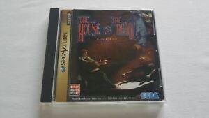 The-House-of-the-Dead-Sega-Saturn-VGC-NTSC-J