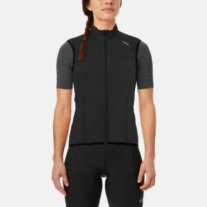 Giro Womens Chrono Expert Wind Cycling Vest - Black