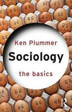 Sociology: The Basics, Good Condition Book, Plummer, Ken, ISBN 9780415472067