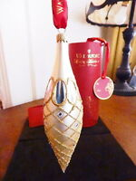 Waterford Holiday Heirlooms Colleen 7 Golden Spire Christmas Ornament New/box