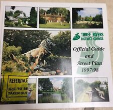 Three Rivers District Council Official Guide and Street Plan 1997/98